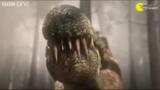 Planet Dinosaur trailer tehrancdshop.com مستند سیاره دایناسورها بی بی سی