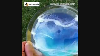 کاربرد رزین اپوکسی در ساخت لوازم تزیینی