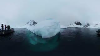 قطب شمال 360 درجه