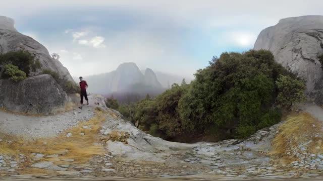 صخره نوردی انفرادی - 360 درجه