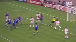 آخرین قهرمانی یوونتوس در لیگ قهرمانان اروپا با پیروزی برابر آژاکس