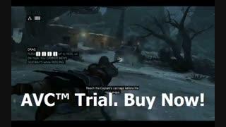 یکی از حساس ترین بخش های بازی Assassins Creed Revelations اساسین کرید