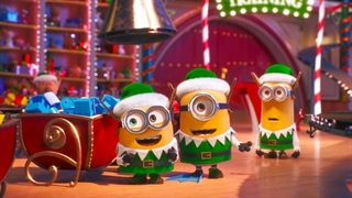 انیمیشن Santas Little Helpers 2019