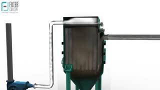 دستگاه غبارگیر صنعتی و تصفیه هوا