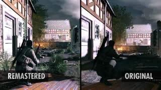تریلر مقایسهای از بازی Sniper Elite V2