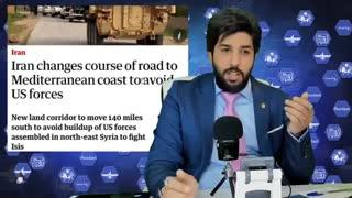 فوری احداث بزرگراه تهران تا دریای مدیترانه_رودست