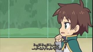 انیمه Isekai Quartet  قسمت 1 زیرنویس فارسی