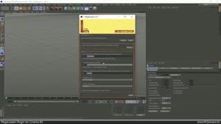 MegaLoader Plugin for Cinema 4D