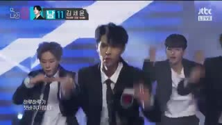 Mixnine-just dance-final stage