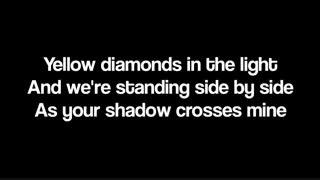 ( Rihanna - We Found Love ( LYRICS