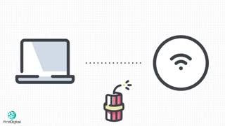 اتصال به شبکه وای فای باز (رایگان) چگونه امنیت اطلاعات را تهدید می کند؟