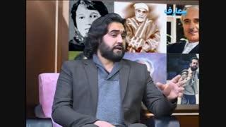 سخن با محترم احمد محمود امپراطور شاعر و نویسنده