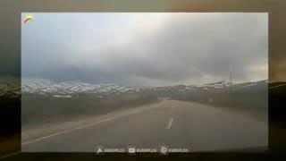 همسفر با کوردپلاس - گردنه اسدآباد