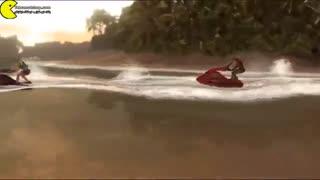 Aqua Moto Racing Utopia gameplay trailer tehrancdshop.com