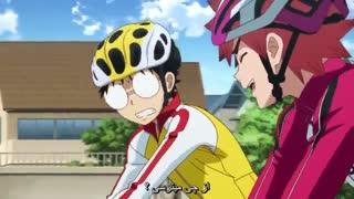 انیمه ورزشی و کمدی Yowamushi Pedal / نبرد پدال ها فصل 1 قسمت 6 با زیرنویس چسبیده