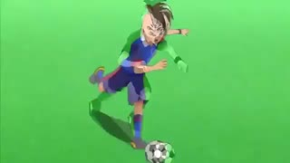 Inazuma Eleven Orion No Kokuin Episode 25