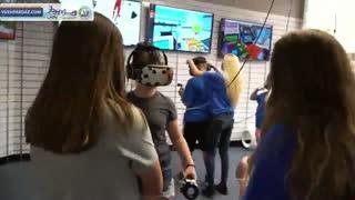 واقعیت مجازی در مدارس