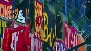 10 گل به یاد ماندنی دنیله ده روسی در آ اس رم