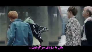 موزیک ویدیو جدید و دیدنی بی تی اس به نام فرار (ران بی تی اس) BTS RUN + زیرنویس چسبیده فارسی