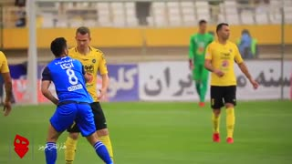حواشى بازى استقلال 1 - 0 سپاهان