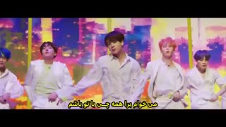 موزیک ویدیو جدید و دیدنی گروه بی تی اس BTS Boy With Luv feat. Halsey + زیرنویس چسبیده فارسی