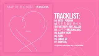 Full Album ♥ BTS * آلبوم کامل آهنگهای Map of the Soul : Persona ♡~♡ ترک لیست کامل آلبوم ^¤^