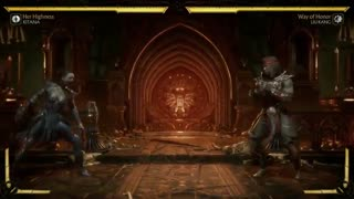 Mortal Kombat 11 Kitana Gameplay Part 1 [PS4, Xbox One, PC, Switch]