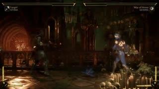 Mortal Kombat 11 Kitana Gameplay Part 2 [PS4, Xbox One, PC, Switch]