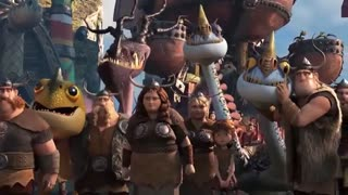 تریلر انیمیشن مربی اژدها 3 با دوبله اختصاصی گپ فیلم (با حضور بهترین گویندگان ایران)
