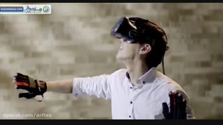 دستکش واقعیت مجازی Manus VR