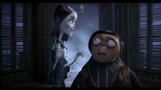 اولین تریلر انیمیشن The Addams Family