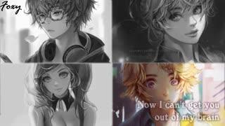 Nightcore→ We Don't Talk Anymore