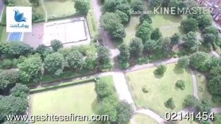 سرسبزترین پارک لیورپول