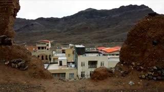 روستای سرابه - کچومثقال