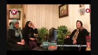 گفتگوی نوروزی با خانواده دکتر مهدیه الهی قمشه ای - قسمت دوم