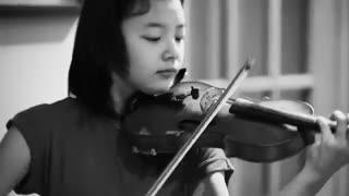 BACH, CONCERTO NO.2 IN E MAJOR, Adagio(2nd Mov) - Jennifer Jeon