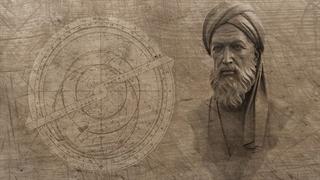 زندگی محمد ابن موسی خوارزمی در یک تصویر
