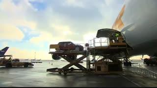 فریت بار کیپه - ارسال بار هوایی به تمام نقاط دنیا از فرودگاه امام