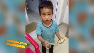 ماجرای کودکی که با انسانیت خودش ستاره شبکههای اجتماعی شد!