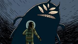 انیمیشن کوتاه The Terrible Thing of Alpha 9