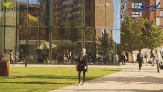 دانشگاه آستون انگلستان