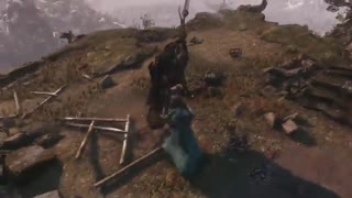ویدئویی از ماد جدید بازی Sekiro جهت تغییر ظاهر Wolf