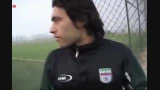 فوتبال ایران کره شمالی امنیتی تاهواپیما