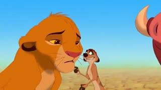 انیمیشن شیرشاه (سلطان جنگل) - The Lion King 1994 با دوبله فارسی