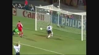 گل یورگن کلینزمن به ایران در جام جهانی 1998
