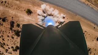 پرتاب موشک آزمایشی به ارتفاع 30000 پایی جو