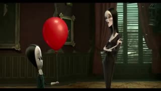 تریلر انیمیشن خانواده آدامز - The Addams Family