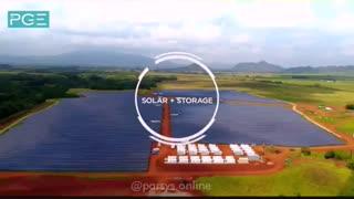 نیروگاه خورشیدی 24ساعته ! - پارسیس انرژی سبز