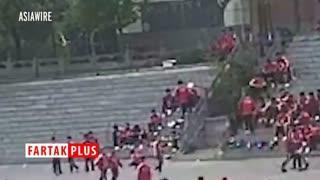 مرگ دلخراش دختر ۶ ساله در مدرسه کونگ فو!