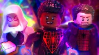 بازسازی تریلر انیمیشن مرد عنکبوتی با لگو